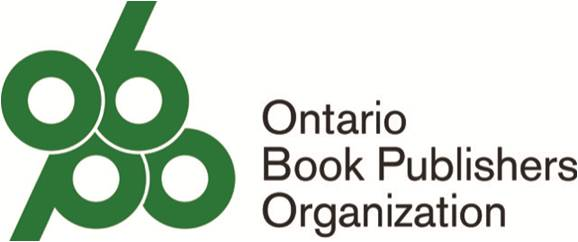 Ontario Book Publishers Organization logo
