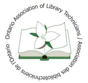 ontario association of library technicians logo