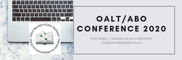 OALT/ABO Conference 2020