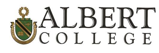Albert College Logo