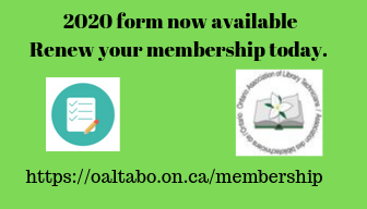 2020 Membership Form is now available.