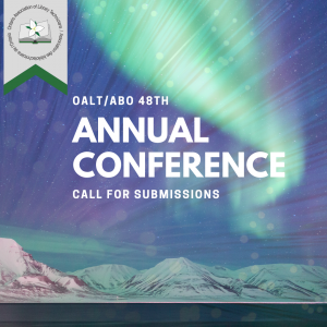 2021 Conference Call for Submissions