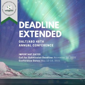 OALT/ABO 2021 Conference