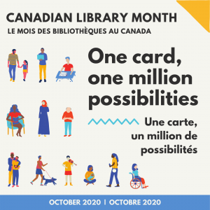Canadian Library Month 2020