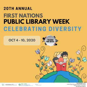 First Nations Public Library Week 2020