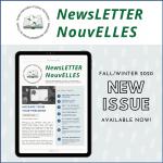 NewsLETTER/NouveELLES