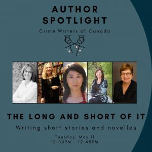 The Long and Short of It : Writing short stories and novellas
