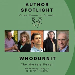Whodunnit : The Mystery Panel