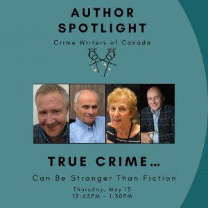 True crime ... Cane be stranger than fiction